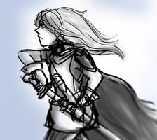 future queen by tieknots