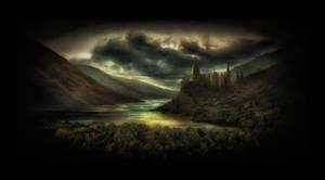 Hogwarts by jmpotter