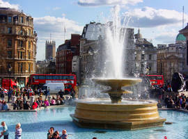 Trafalgar Square by jmpotter