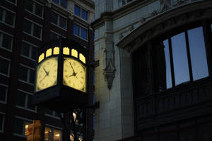 Clock by snacksforyaks
