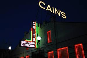 Cain's Ballroom by snacksforyaks