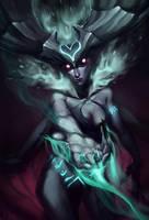 Demon queen by HumelenVaen