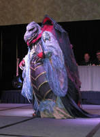 Skeksis on stage by dmringer