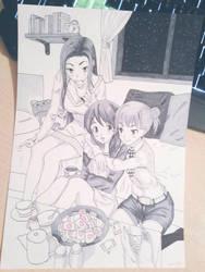 Shokugeki No Soma by NausicaaGhibli