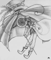 Xerxes Break - Mad Hatter by InkRoze