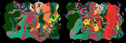 pira color test by theSSjulia