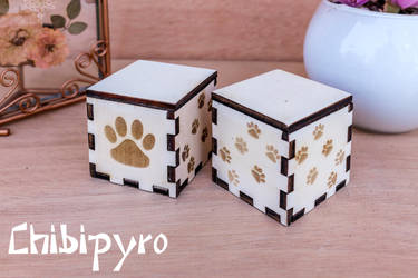 Cat Paws Favors by ChibiPyro