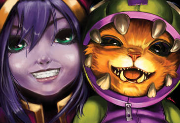 Gnar Let's take a Selfie! by G21MM