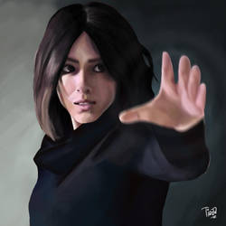 Daisy Johnson aka Quake by tirza1301