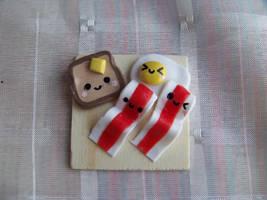 Breakfast buddies by CuteTanpopo