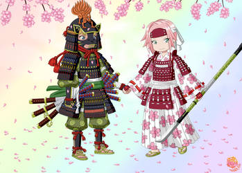 NaruSaku by Hanabi-Rin