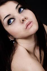 Blue Eyes by TrashDoLLs