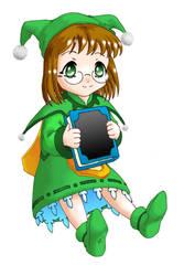 Kururu - The Magical Fairy by sweet-kungfuman