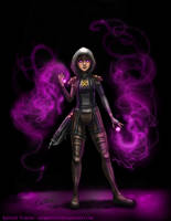 XCOM - Psionic by ADKKitty