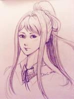 Monika by eutopiah