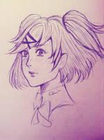 Natsuki by eutopiah