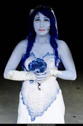 Emily Corpse Bride by MllAyuko