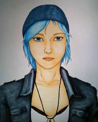 Chloe - Life is strange by Lunalu-san