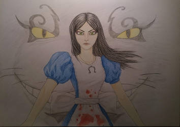 Alice: Madness Returns by Lunalu-san