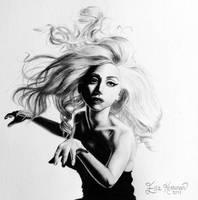As Free As My Hair by eeella