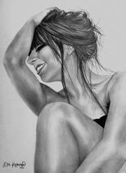 Stefani Germanotta by eeella