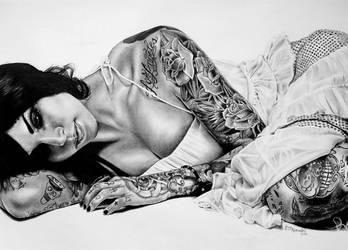 Kat Von D by eeella