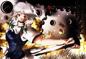 Lunar Dial by SuperBeo