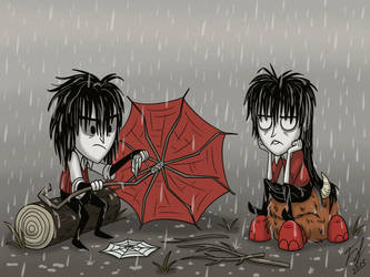 Who Will Stop The Rain by Goldy--Gry