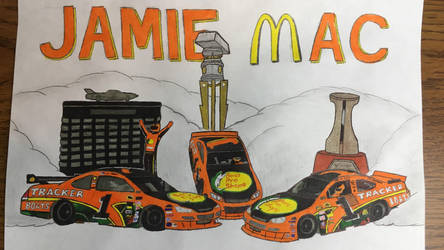 Jamie McMurray's 2010 Season by EllyProductions49