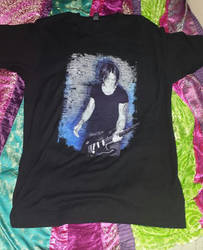 Keith Urban concert shirt! by Lokifan18