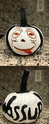 Wassup! Pumpkin by TheAntTony