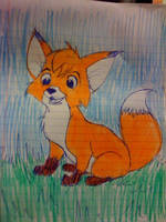 Tod Fox and the Hound by Boggin