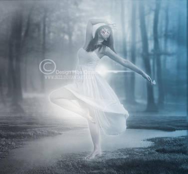 White Dress by Bi22