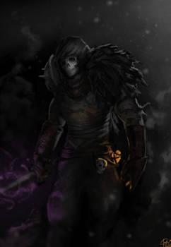 Dark Souls 2: Hexer by SharkAlpha