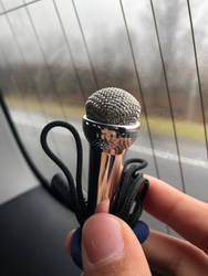 Tiny Micro...micro? Microphone! by DustiiBunnii