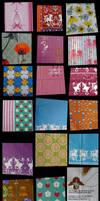 Fabric Designs III by JadeGordon