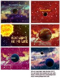 Space Valentines Part 1 by JadeGordon