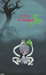 Zombie Boy by AntiSocialTordle