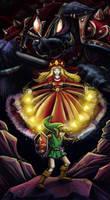 The legend of Zelda by Evanatt