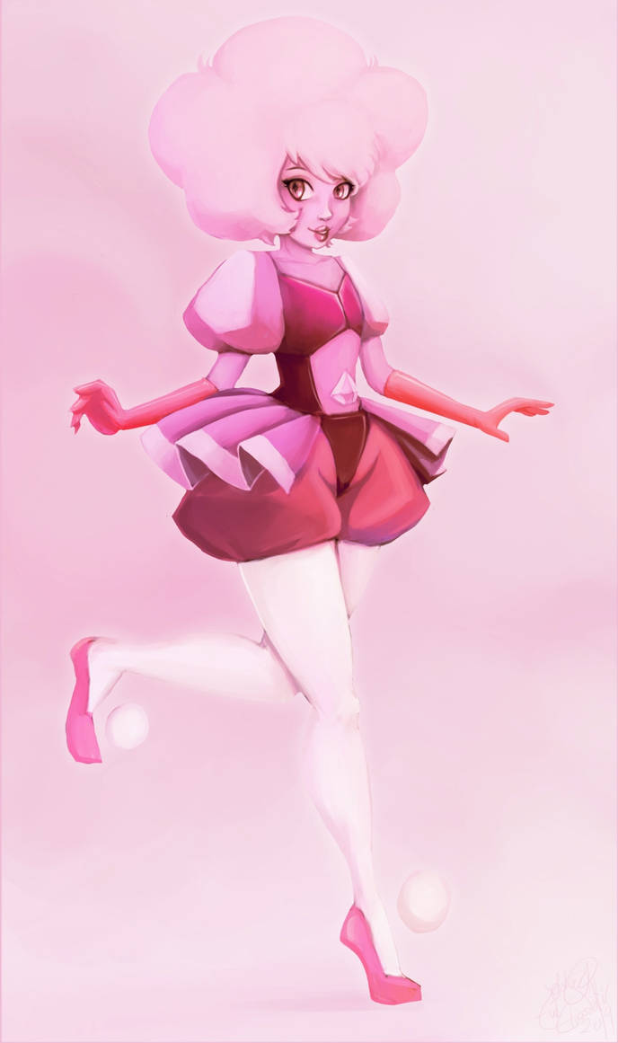 (steven universe)Pink diamond