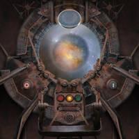 The Mechanism #02 by MindTuber