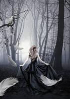 The White raven by MindTuber