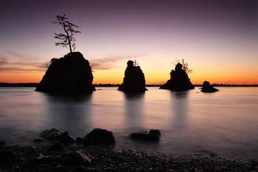 Three Graces - Oregon by pyro303