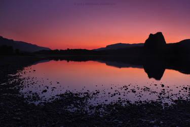 Beacon Rock by pyro303