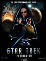 Star Trek Extinction Teaser Poster by DogHollywood