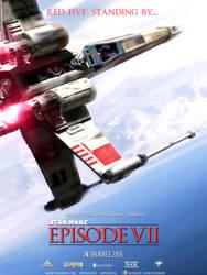 Star Wars Episode VII Teaser 4 by DogHollywood