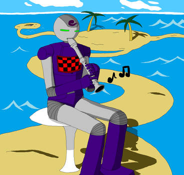 Rover's Flute by kentaurosman