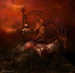 Dia de los Muertos by SmxDeadlyDesignz