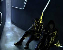 Virus Bros by Kabukins