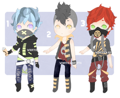 Toxic Boys Adopts [CLOSED] by winryie-adopts